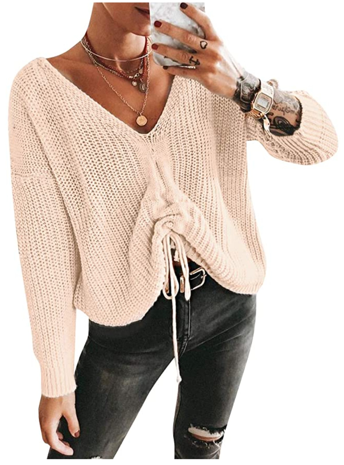 BerryGo Pullover Sweater