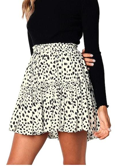 Hibluco Pleated Skirt