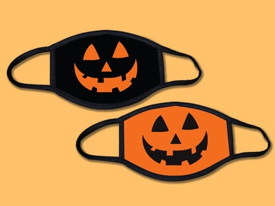These 13 Halloween face masks can help you and your kids celebrate the season.