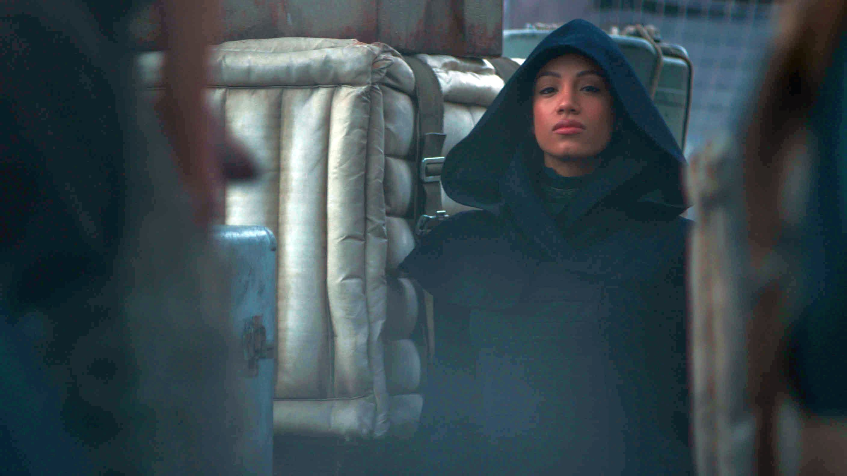 Is Sasha Banks A Jedi In The Mandalorian Season 2 The Trailer Hints At It