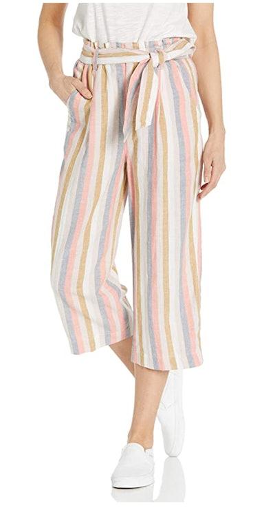 Goodthreads Linen Crop Pant