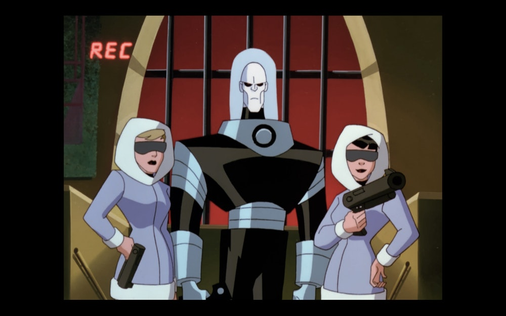 batman the animated series episodes ranked