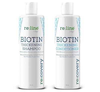 Re:Line Biotin Thickening Shampoo and Conditioner