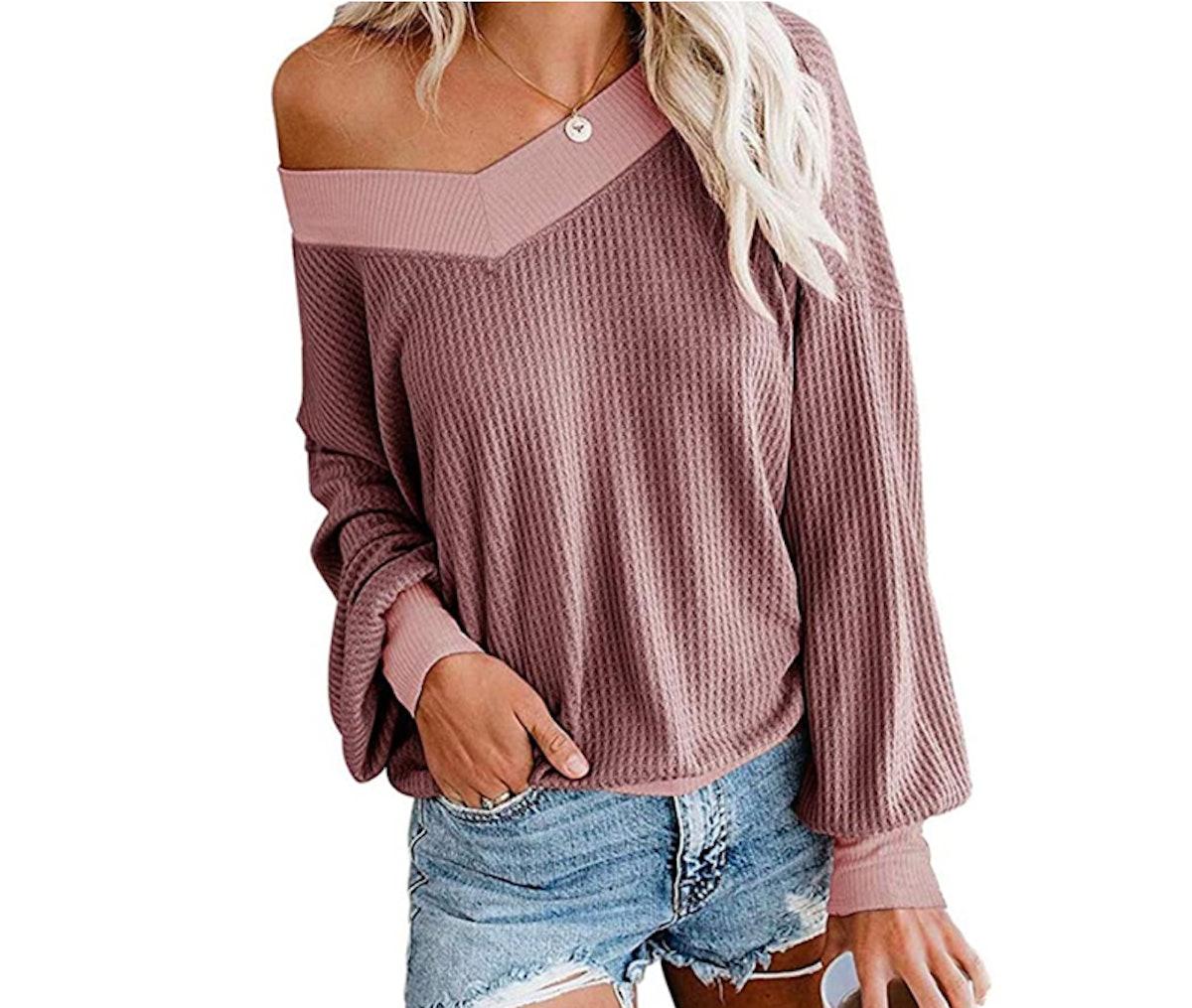 Tobrief Knit Sweater