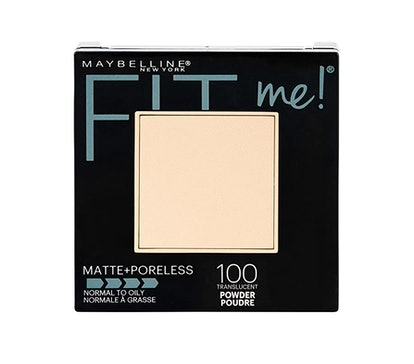 Maybelline Fit Me Matte + Poreless Powder in Translucent