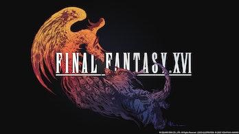 final fantasy 16 logo