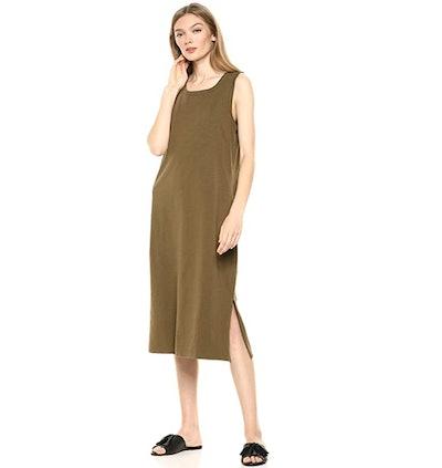Daily Ritual Women's Midi Dress