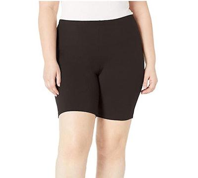 Just My Size Women's Plus-Size Bike Short