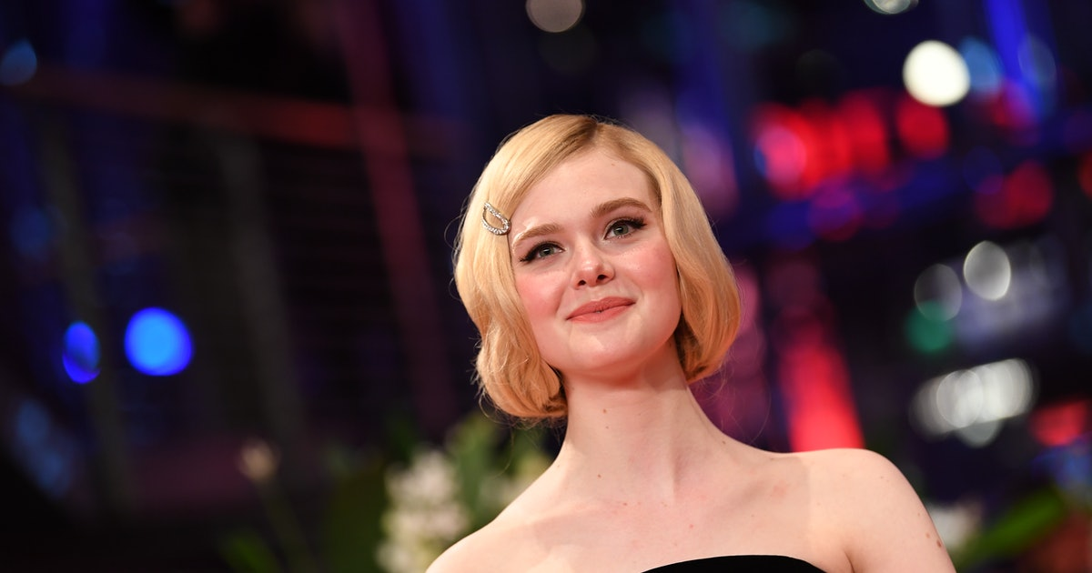 Elle Fanning Embraced Her Eczema On Instagram