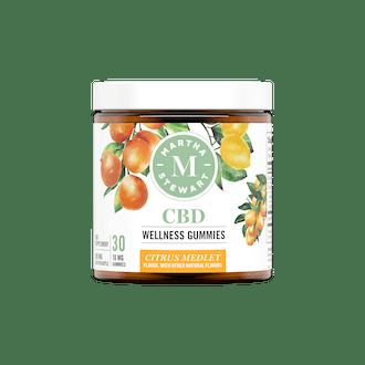 Martha Stewart CBD Wellness Citrus Gummies