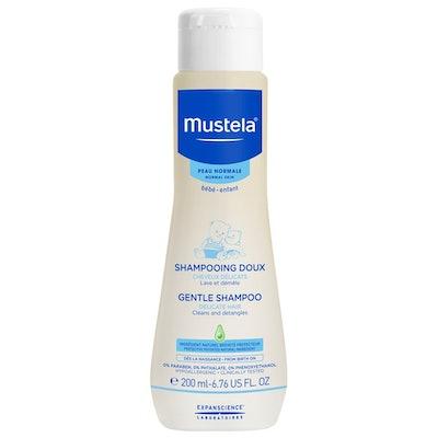 Mustela Gentle Shampoo (6.76 Ounces)