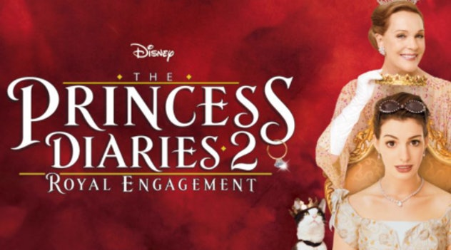 Princess Diaries 2 is a romantic follow-up to the hit with Anne Hathaway