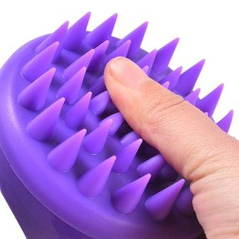 Vebiys Upgraded Hair Scalp Massager Shampoo Brush