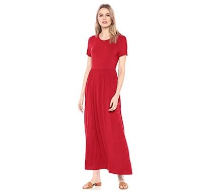 Amazon Essentials Waisted Maxi Dress