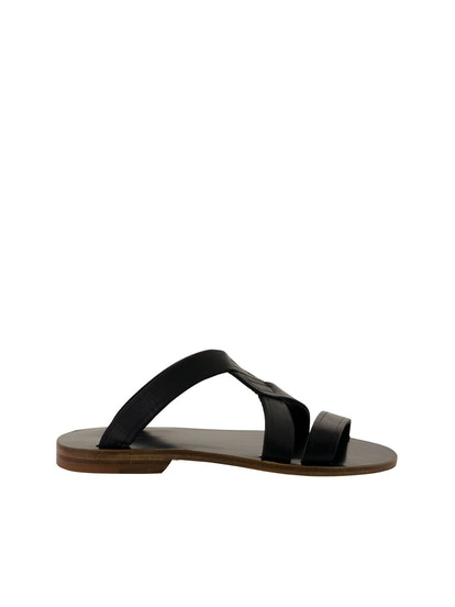 Black Yael Sandals