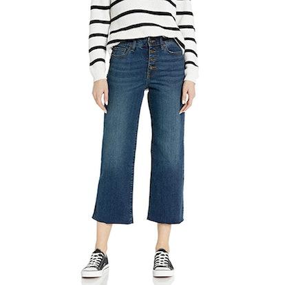 Goodthreads Wide Leg Cropped Jeans