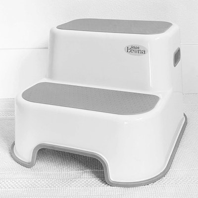 Secure Home By Jess Leona Store Dual Height 2 Step Stool