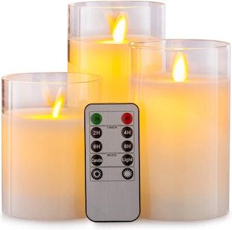 Aku Tonpa Flameless Candles