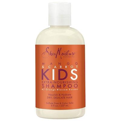 SheaMoisture Kids Mango & Carrot Extra-Nourishing Shampoo (8 Ounces)