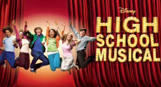 High School Musical was a wildly popular movie from the '00s