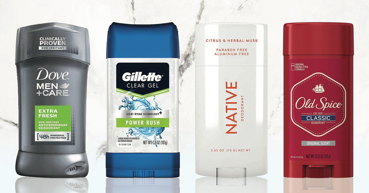 10 Powerful Men's Deodorants That Women Are Obsessed With