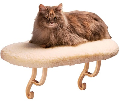 K&H Pet Products Heated Kitty Sill
