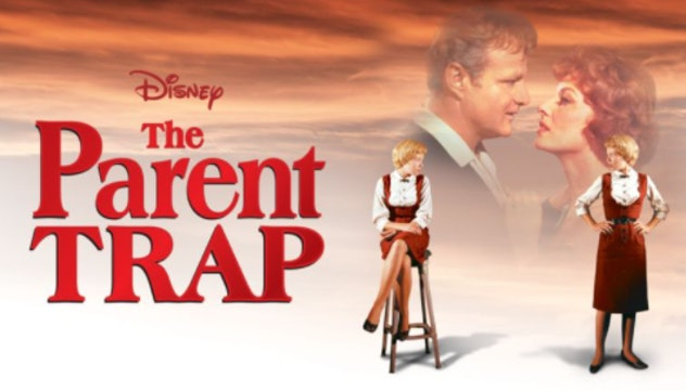 The Parent Trap from 1961 is a classic romantic comedy