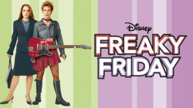 Freaky Friday is a classic starring Lindsay Lohan and Jamie Lee Curtis