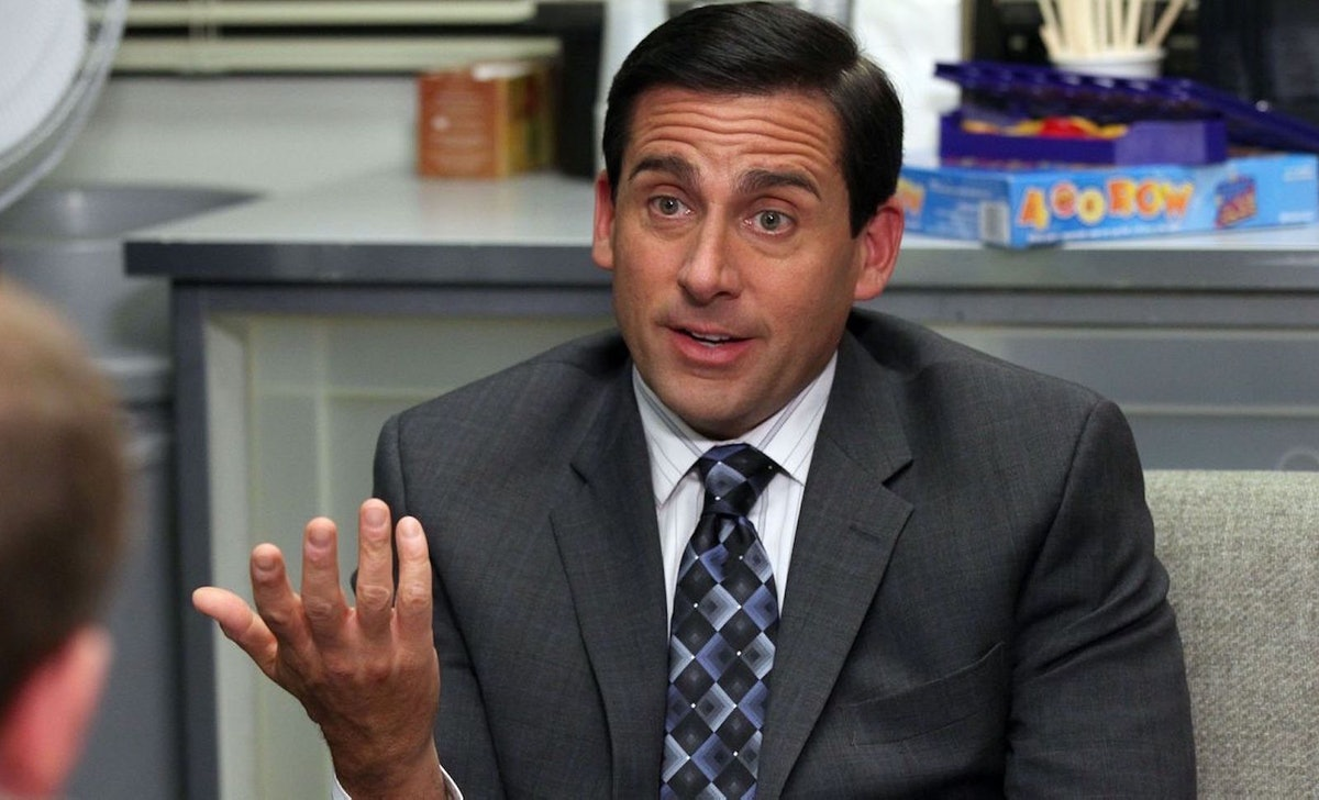 Billie Eilish talked about her love of 'The Office' on a podcast with Steve Carell.