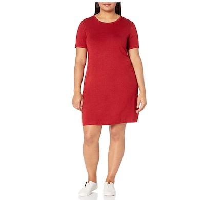 Daily Ritual Jersey T-Shirt Dress