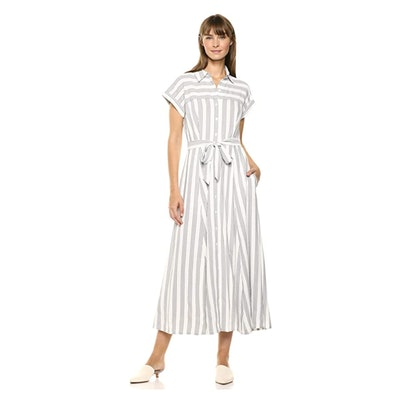 Calvin Klein Button Down Shirt Dress