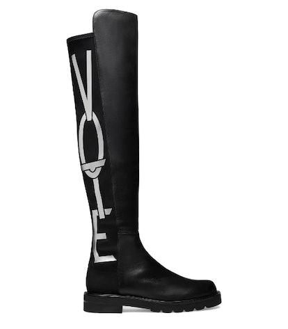 The 5050 Vote Boot