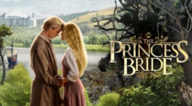 The Princess Bride is a hilarious and romantic fairy tale adventure from 1987