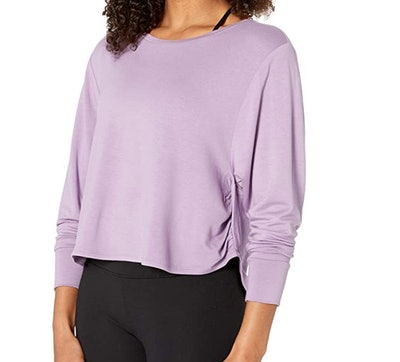 Core 10 Women's French Terry Long Sleeve Sweatshirt
