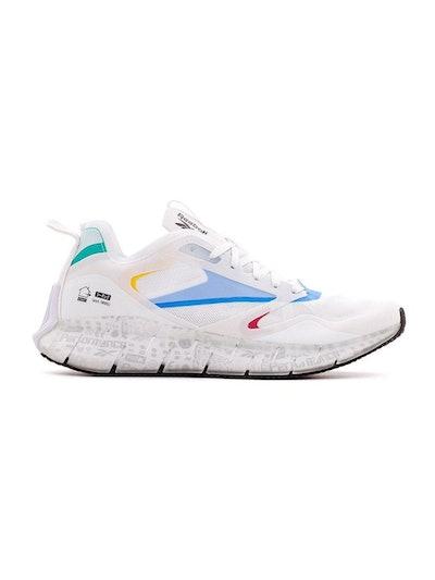 White ZIG Kinetica Horizon Sneakers