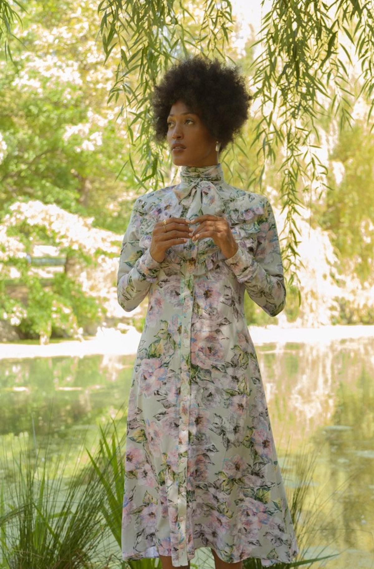 REBECCA PUSSYBOW DRESS