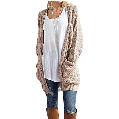 Traleubie Knit Cardigan