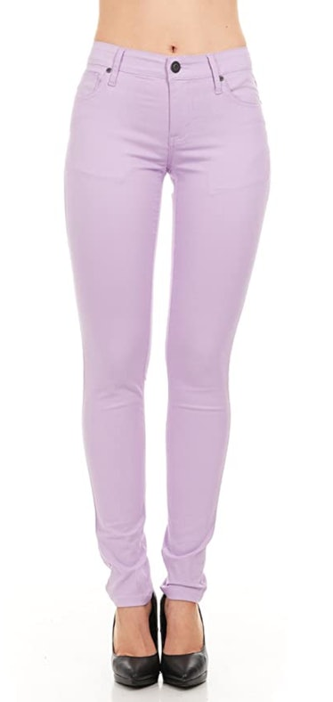 Chino Stretch Lavender Jeans