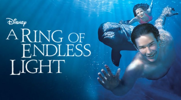 A Ring Of Endless Light is a 2002 film starring Mischa Barton