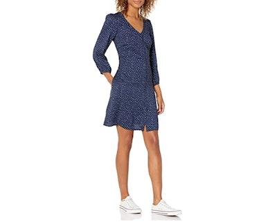 Goodthreads Georgette Button-Front Dress