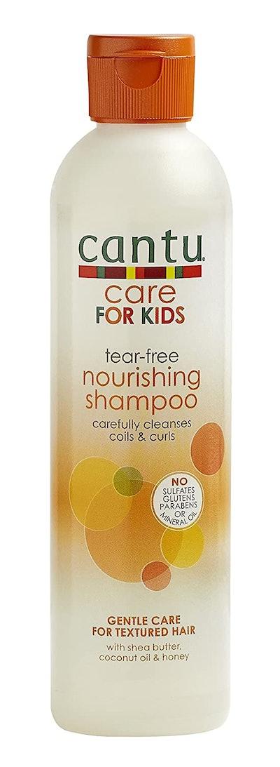 Cantu Care for Kids Tear-Free Nourishing Shampoo (8 Ounces)