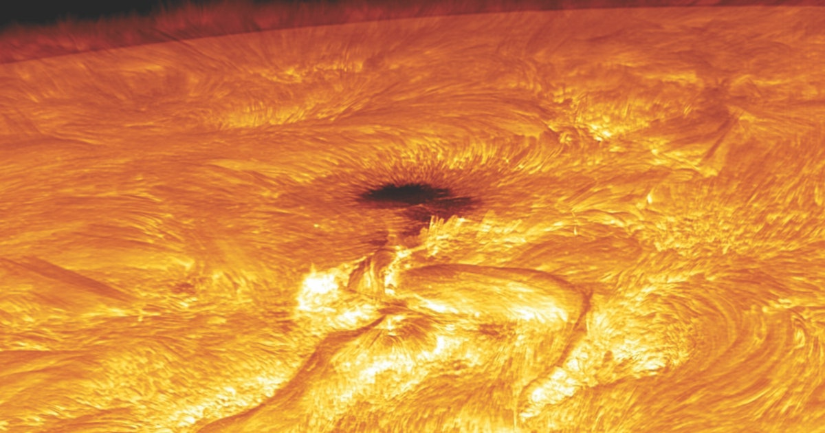 NASA reveals how Solar Cycle 25 will impact lives and technology on Earth