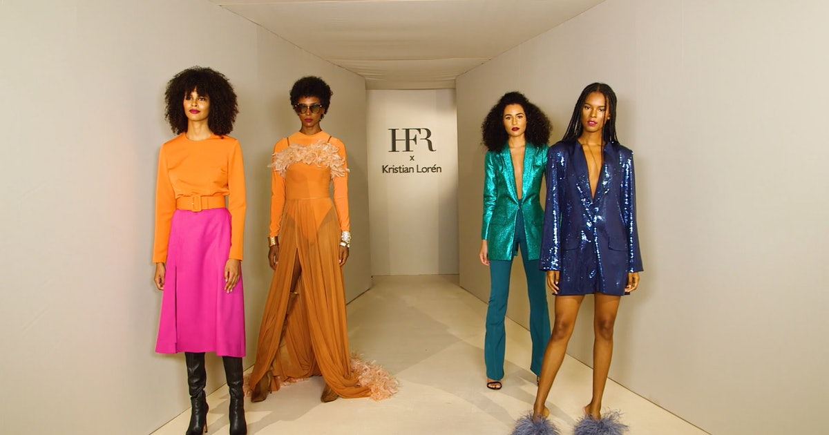 Harlem's Fashion Row Has Been Fighting For Black-Owned Brands For Years