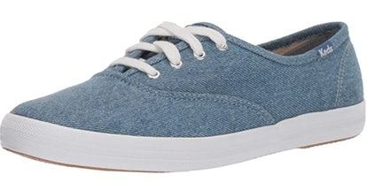 Keds Champion Seasonal Blue Denim Sneaker