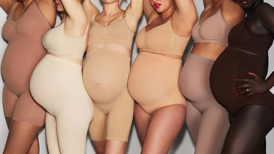 Kim Kardashian West's SKIMs shapewear line now includes Maternity pieces