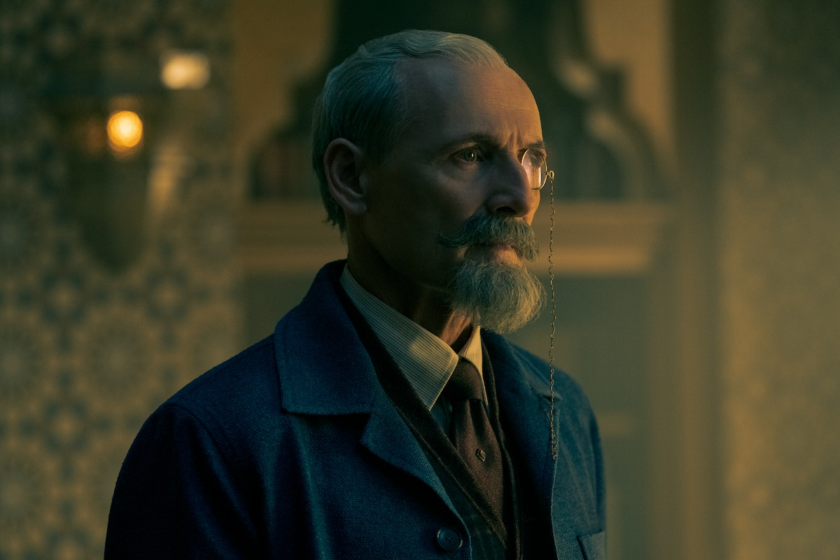 Colm Feore as Sir Reginald Hargreeves in 'The Umbrella Academy'