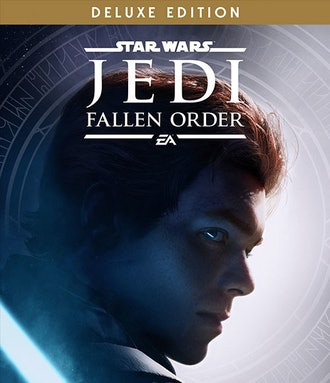 STAR WARS Jedi: Fallen Order, Deluxe Edition Digital Code