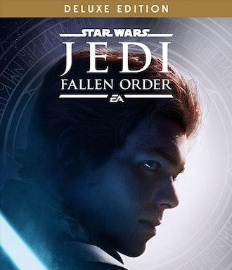 STAR WARS Jedi: Fallen Order, Deluxe Edition Digital Code