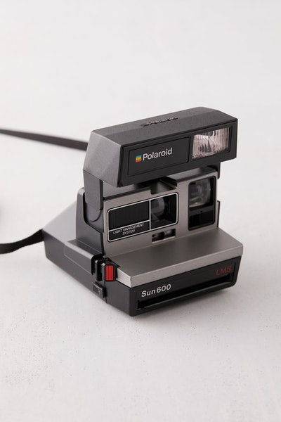 Silver LMS 600 Instant Camera