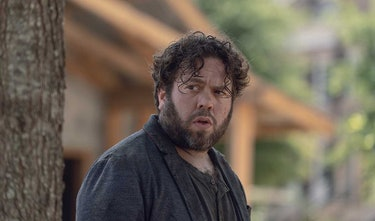 Dan Fogler in The Walking Dead.